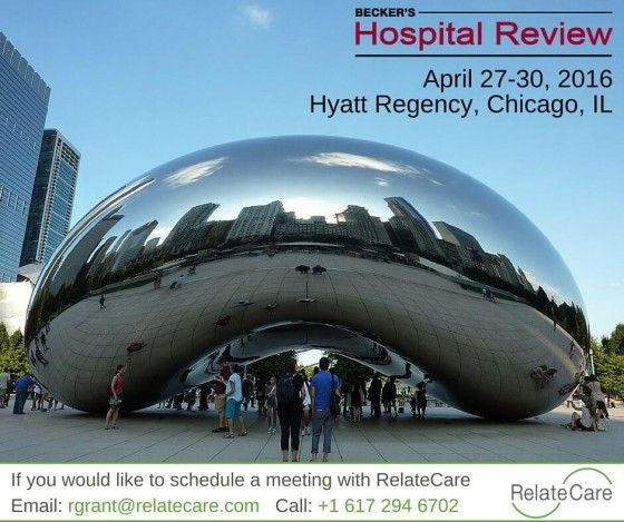 Beckers Hospital Review 2016 patient access RelateCare