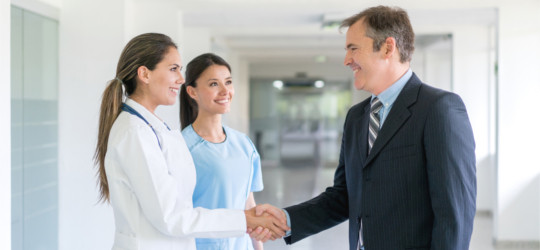 Healthcare contact center consulting
