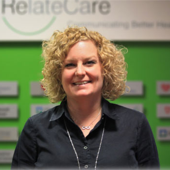Image of RelateCare Director of Business Development Michelle Winfield RN