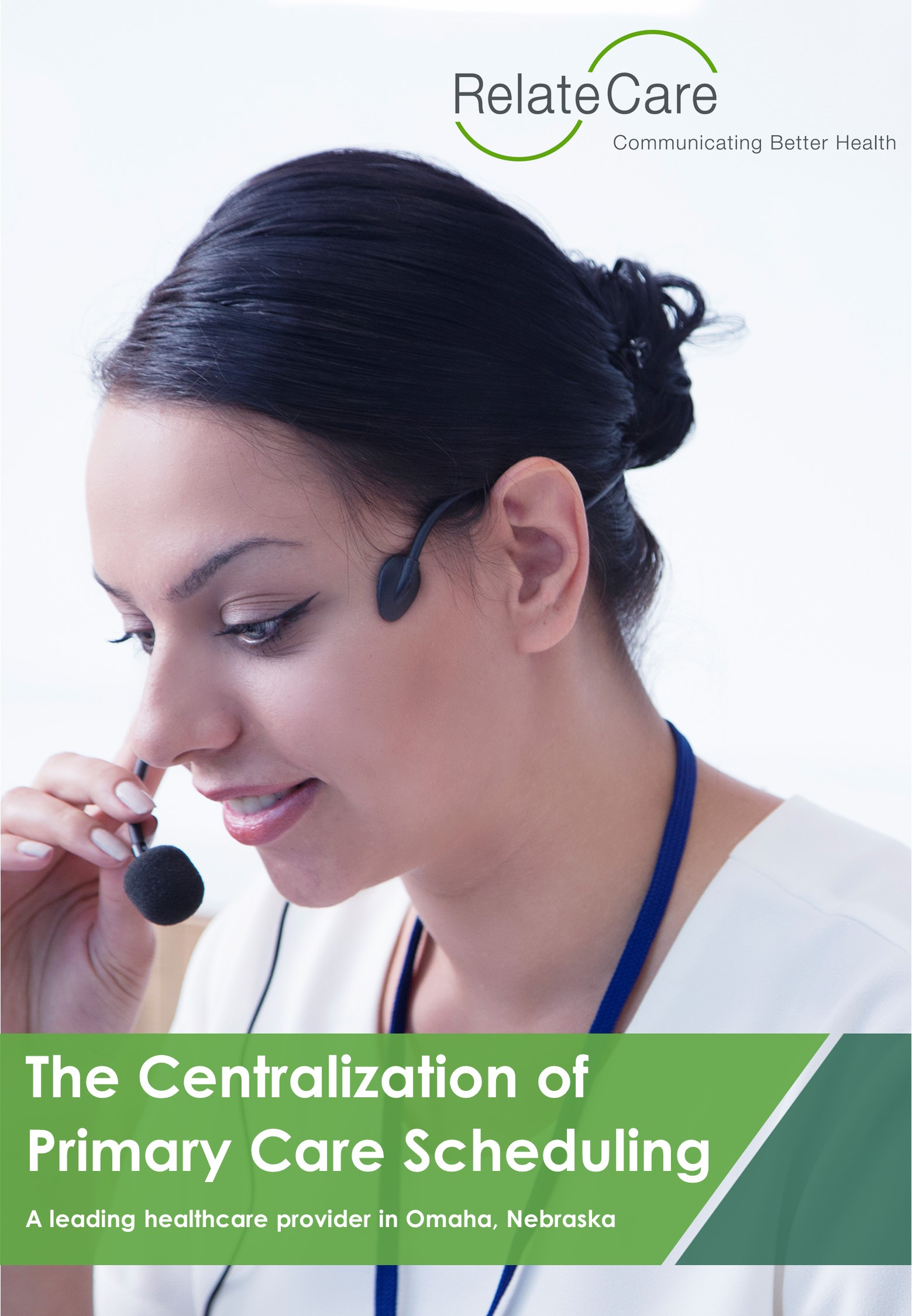 The Centralization of Primary Care Scheduling.