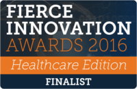 fierce innovation awards healthcare finalist