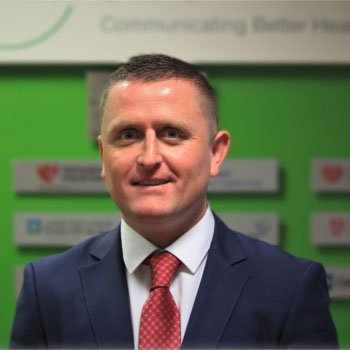 Image of Conor O'Byrne RelateCare CEO