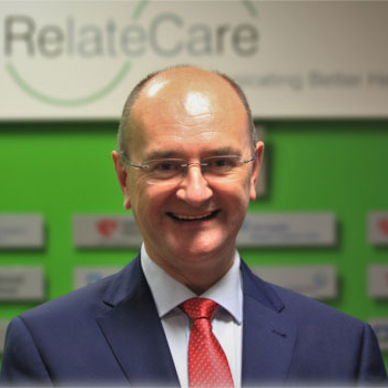Image of Frank Dolphin, Chairman of RelateCare.