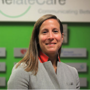 Director of Nursing, Clinical and Welness Program for RelateCare, Kari Kontz.