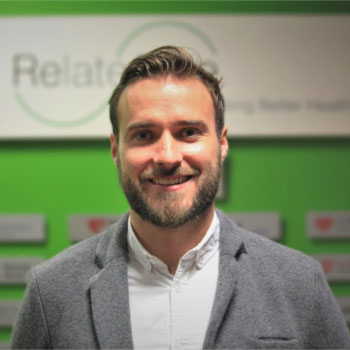 Image of Rob Grant Research and Marketing Analyst with RelateCare.