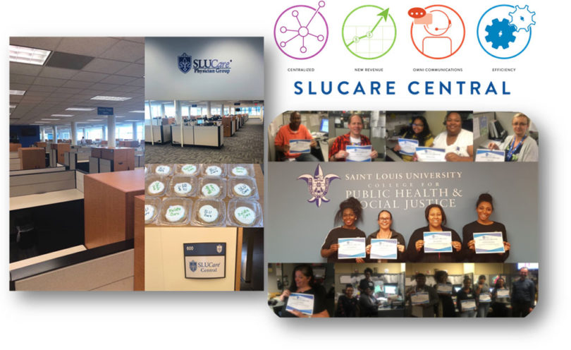 SLUCare Physician Group Case Study