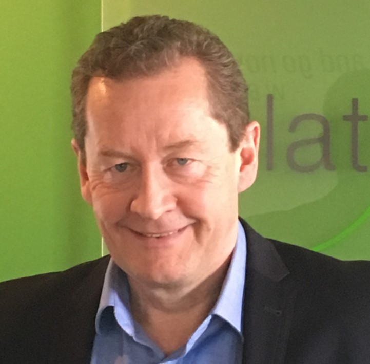Ian Gourlay as Continues Improvement and Workforce Utilization Director