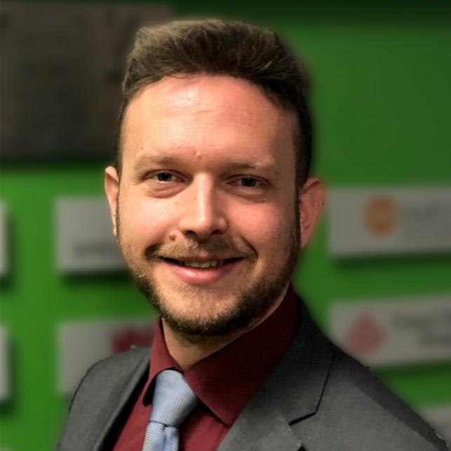 Jordan Reinhardt - Director of Information Services