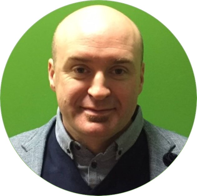 Director of Client Solutions Rob Hanrahan.